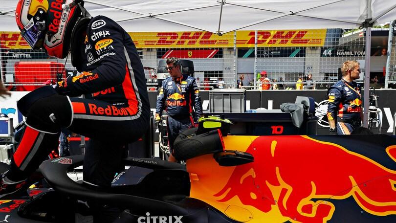 """Horner: """"Red Bull crede in Gasly, non vogliamo sostituirlo"""""""