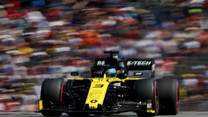 """Renault, Ricciardo: """"Dobbiamo raggiungere il livello della McLaren"""""""