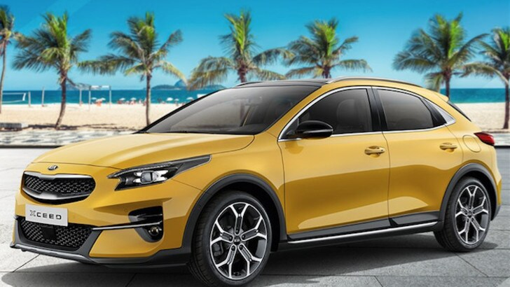 Kia XCeed per XComing Summer Tour 2019