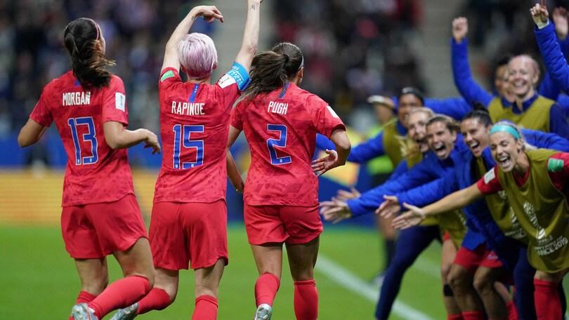 Mondiali femminili: Usa avanti su Olanda nelle scommesse