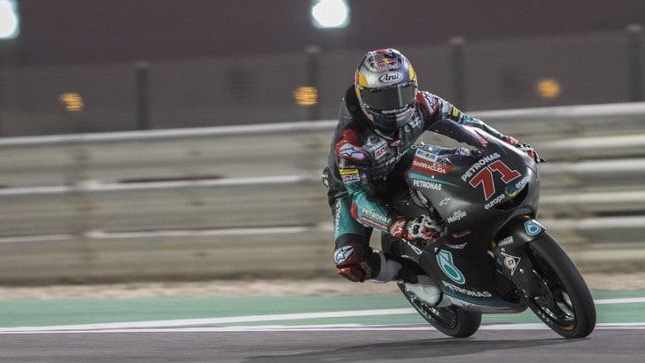 Moto3: in Germania Sasaki centra la prima pole in carriera