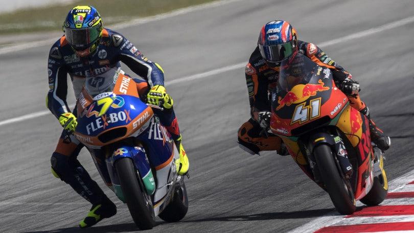 Moto2: Alex Marquez trionfa al Sachsenring, Di Giannantonio quarto