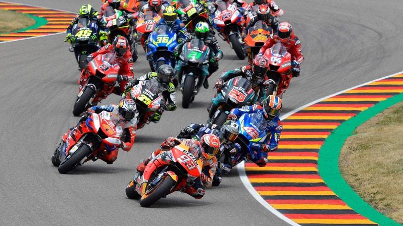 """Sachsenring, dominio Marquez: """"Strategia perfetta, in vacanza felice"""""""