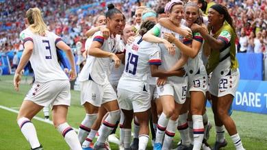 Mondiali femminili, Stati Uniti si confermano campioni del Mondo