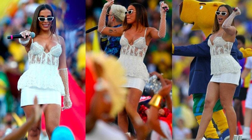 Coppa America, che show Anitta al Maracana