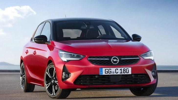Opel Corsa, promo lancio fino al 30 settembre