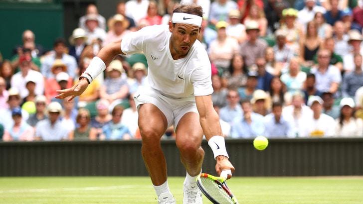 Wimbledon, Nadal ai quarti di finale con Querrey. Ok anche Djokovic