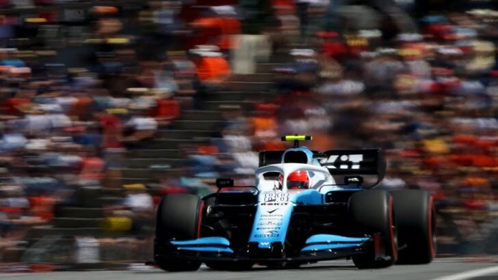 F1, la Williams punta i motori Renault per il 2020