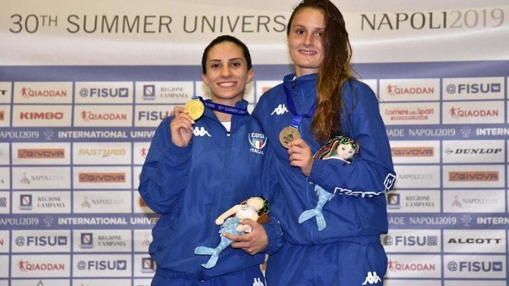 Universiadi, il fioretto femminile a squadre conquista il quinto oro per l'Italia
