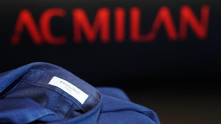 Nuovo Style Partner per il Milan: arriva Boglioli