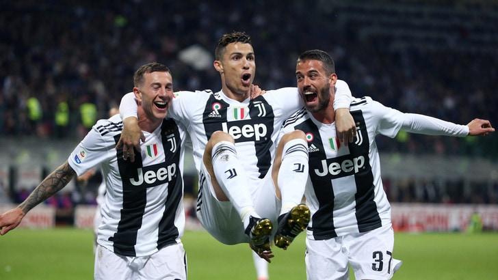 La Juve vola in borsa: è nella top 3 d'Europa