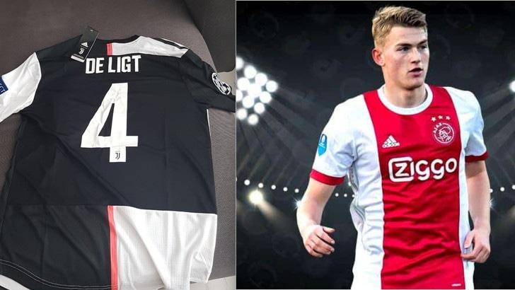 «De Ligt, ti aspettiamo alla Juventus». E in Olanda ecco la sua maglia n.4