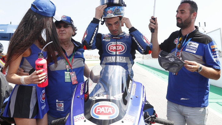 Moto: ultima stagione per Melandri, ha annunciato il ritiro