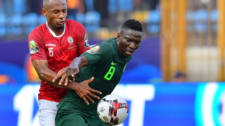 Coppa d'Africa: Nigeria-Sudafrica, in quota vince l'«1»