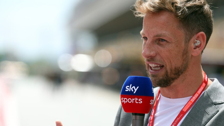 F1, Silverstone: Button torna in pista con la Brawn Gp
