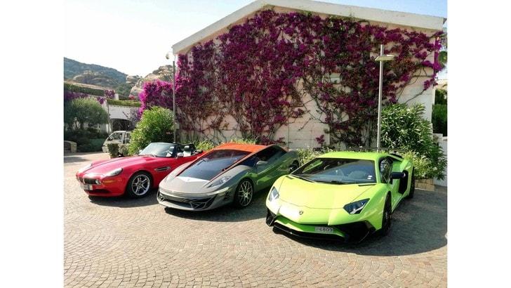 Le Ferrari sbancano al