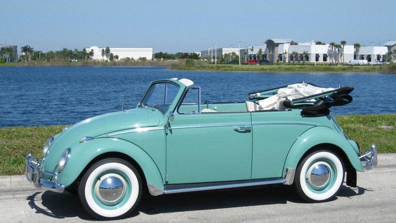 Maggiolino: la nascita del mito Volkswagen Beetle
