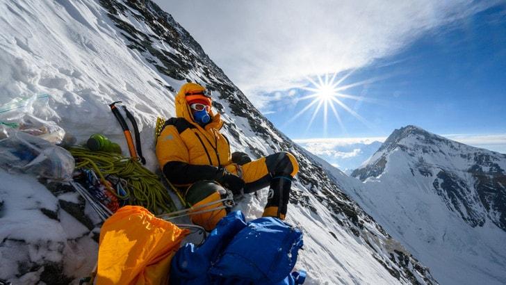 Vacheron Constantin festeggia l'impresa di Cory Richards sull'Everest