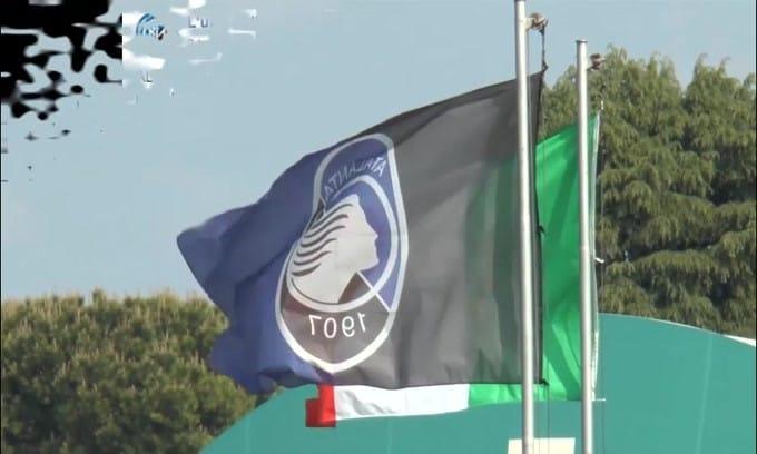 La Curva Nord dell'Inter contraria all'Atalanta a San Siro