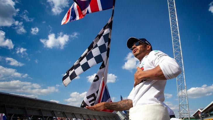 F1, Gp di Gran Bretagna a Silverstone fino al 2024