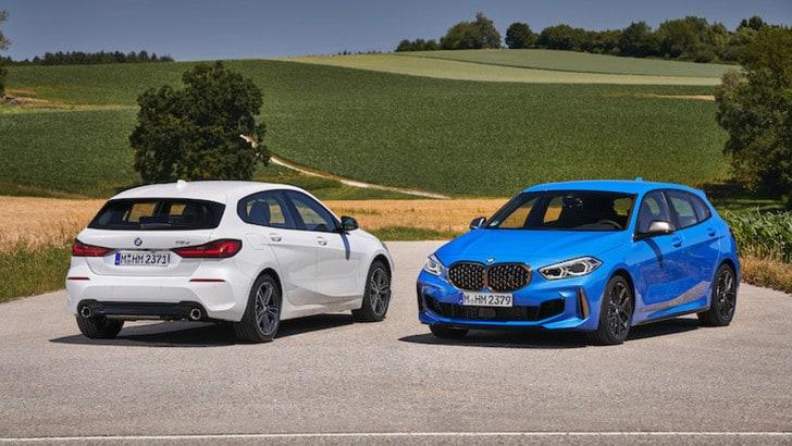 Nuova BMW Serie 1, ecco la trazione anteriore