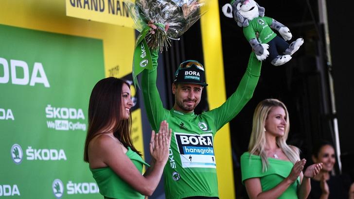 Tour de France, Sagan vince la 5ª tappa. Alaphilippe resta leader