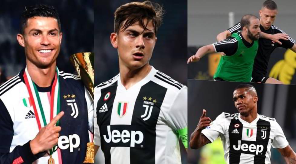 <p>Dalle certezze Chiellini e Ronaldo fino ai giocatori che in questa sessione di calciomercato potrebbero lasciare il club bianconero: il borsino completo della rosa dei campioni d'Italia</p>