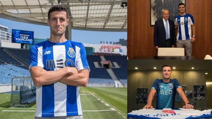 Roma, Marcano è ufficialmente un nuovo calciatore del Porto