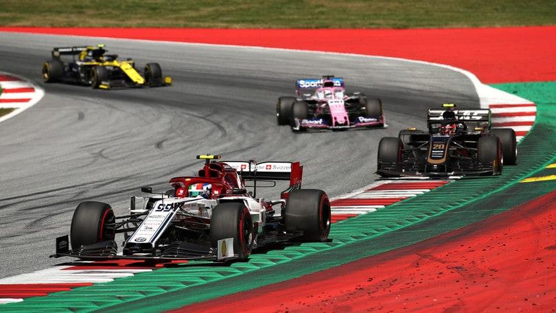 """Giovinazzi: """"Giusta direzione, ora lottiamo anche a Silverstone"""""""