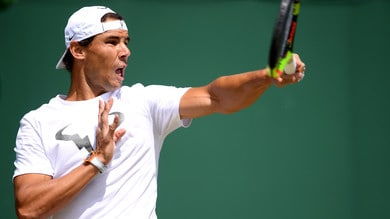 Wimbledon, Nadal in vantaggio su Federer: la vittoria a 1,65