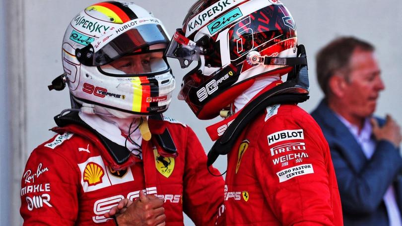 """Silverstone, Vettel: """"Libere importanti per capire dove ci troviamo"""""""