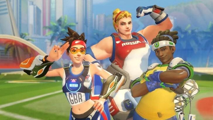 Overwatch: in arrivo il prossimo eroe e l'evento Giochi Estivi