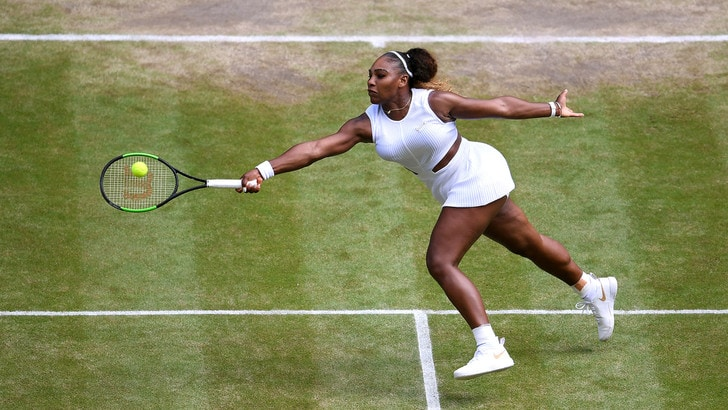 Wimbledon: in quota la Williams batte la Halep
