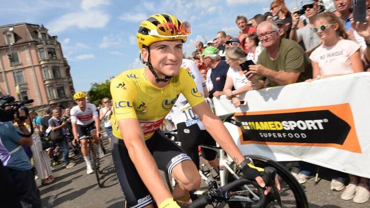 Tour de France, Groenewegen vince la settima tappa: Ciccone ancora maglia gialla