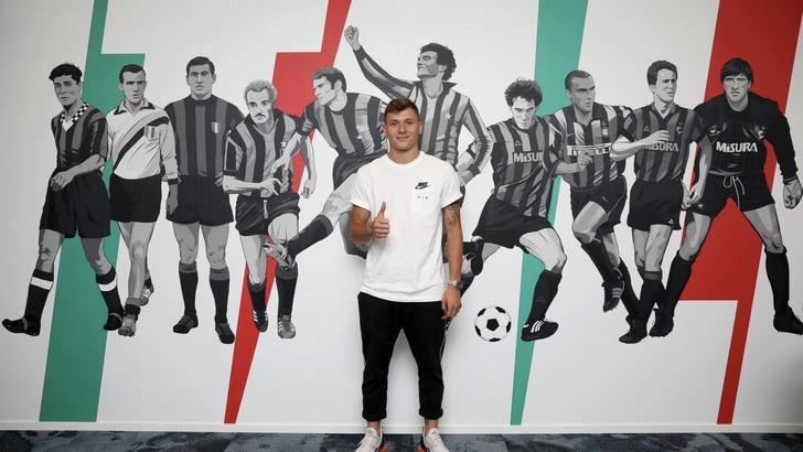Inter, Barella ufficiale: affare da 45 milioni