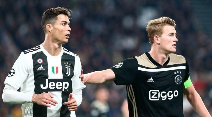 Juve: ecco CR7 e De Ligt. Veretout e Bennacer, il Milan accelera. Inter, caccia al bomber: c'è pure Rebic