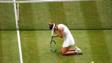 Halep regina di Wimbledon: Serena Williams ko in due set