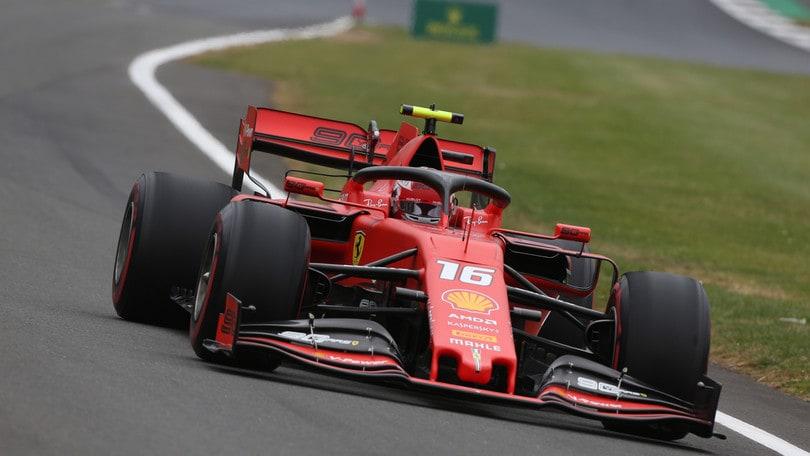 """Silverstone, Leclerc è terzo in qualifica: """"Miglior risultato possibile"""""""