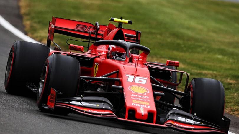 """Silverstone, Binotto: """"Che giro di Leclerc, merito tutto suo"""""""