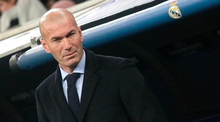 """Zidane: """"Scambio Neymar-Bale? Non so nulla…"""""""