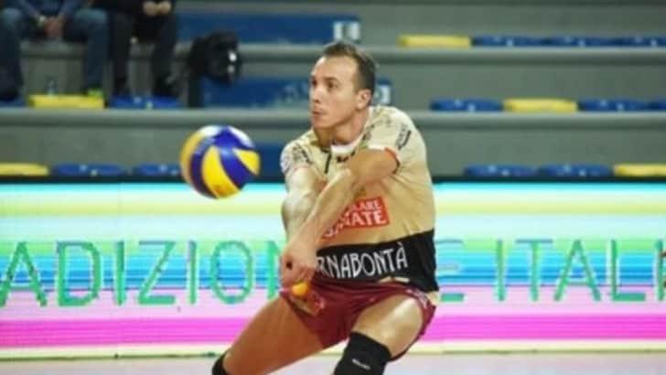 Lagonegro ha un nuovo libero: Marco Santucci
