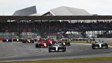 Silverstone, trionfo di Hamilton: Leclerc è terzo, Vettel penalizzato