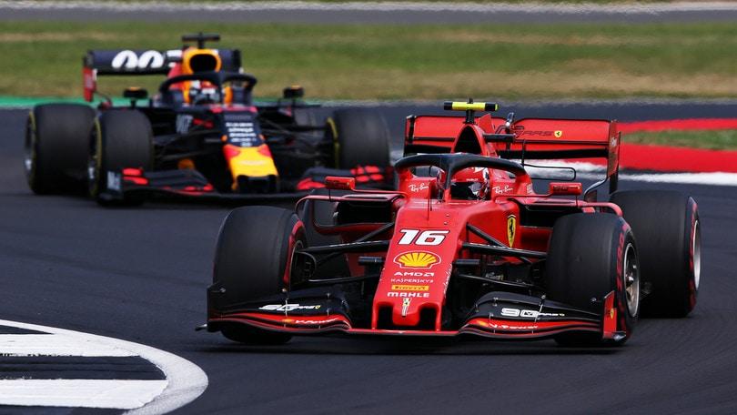 """Silverstone, Leclerc è terzo: """"La mia gara più bella in F1"""""""