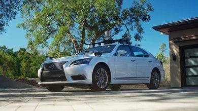 Guida autonoma: parte la sperimentazione Toyota in Europa