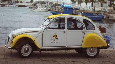 Citroën, con una 2CV speciale al Raduno del Secolo