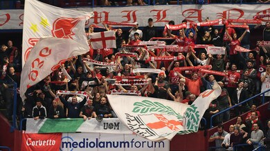 Basket, al Forum di Assago uno dei gironi dell'Europeo 2021