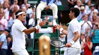 Djokovic e la finale di Wimbledon: