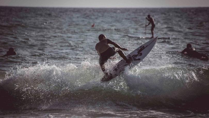 Il mondo del surf si dà appuntamento alla spiaggia di Santa Severa
