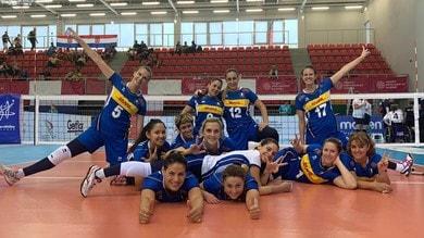 Europei sitting volley: secondo successo per le azzurre