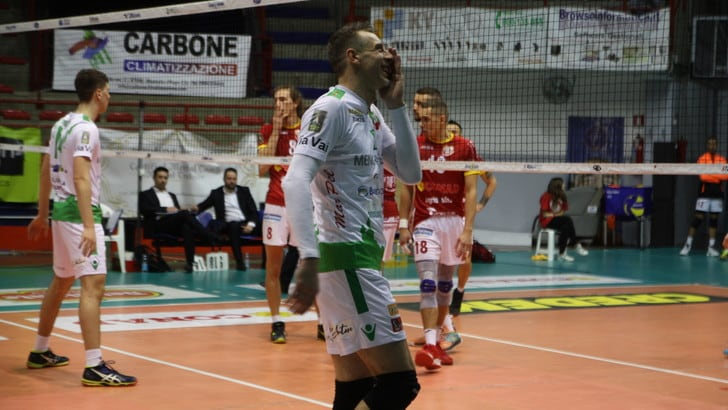 Casoli torna a Cuneo